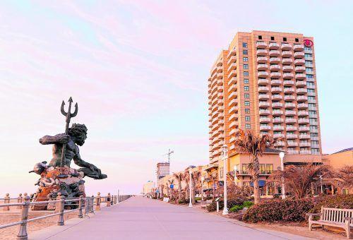 Virginia Beach ist in vielerlei Hinsicht einen Besuch wert.Shutterstock (6)