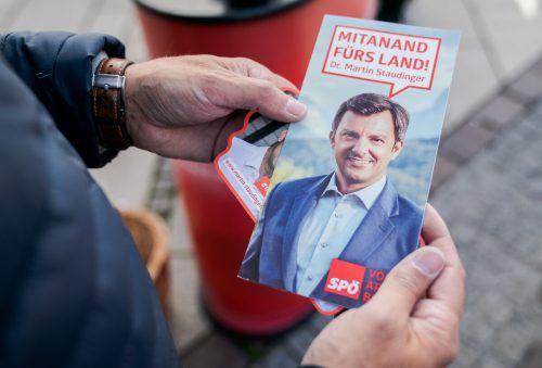 Vom Wahlslogan des Noch-Obmanns Martin Staudinger ist derzeit in der Partei wenig zu sehen.APA