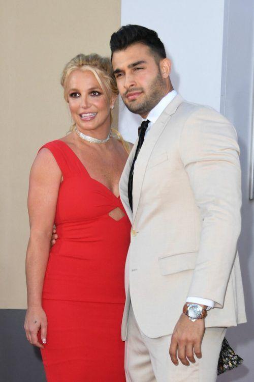 Vor der Hochzeit mit Sam Asgahri will Britney Spears einen Ehevertrag aufsetzen. AFP
