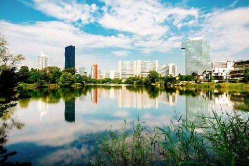 """Wien wurde im """"The World's 10 Greenest Cities 2020""""-Ranking als """"grünste"""" Stadt der Welt ausgezeichnet. Erstellt hat das Ranking die kanadisch-amerikanische Consulting-Agentur Resonance."""