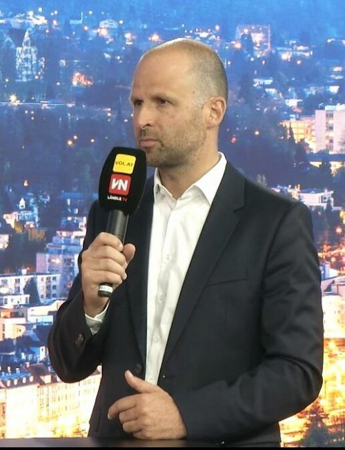 Wirtschaftslandesrat Marco Tittler.