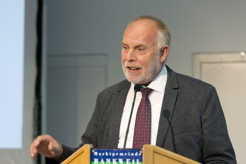 Wolfgang Rothmund wurde als Obmann des Landesverbandes wiedergewählt.vlk