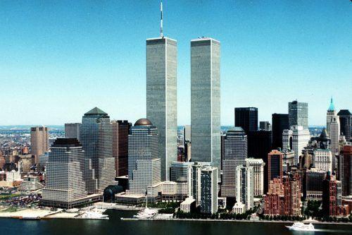 World Trade Center prägte einst Sky Line.