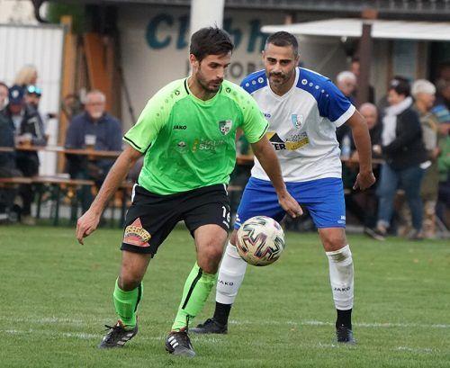 3. Spiel hintereinander ohne vollen Erfolg.FC Sulz