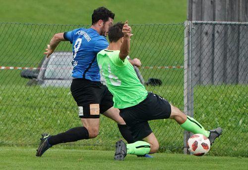 Am Sonntag trat der FC Sulz gegen Riefensberg an.FC Sulz