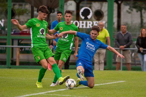 Austrias Amateure wollen den zweiten Sieg in Folge in der VN.at-Eliteliga.Lerch