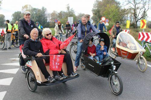 """Beim traditionellen Rad-Ried-Tag werden so wie in den vergangenen Jahren auch heuer wieder viele """"Spezialfahrzeuge"""" erwartet.stp/2"""