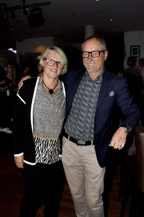 Birgit und Günter Resch von Creative Fashion.