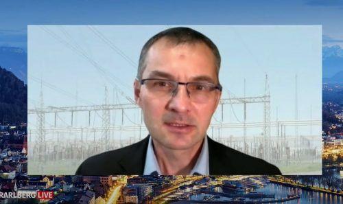 Blackout-Experte Herbert Saurugg war bei Vorarlberg live zu Gast.Vorarlberg live