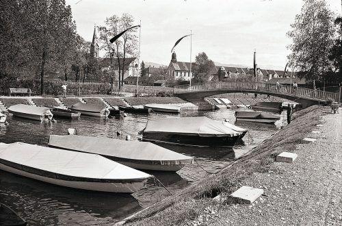 Bregenz, Bilgeribach, 1970