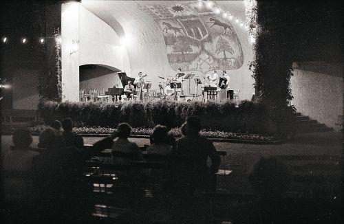 Bregenz, Musikpavillon, 1971