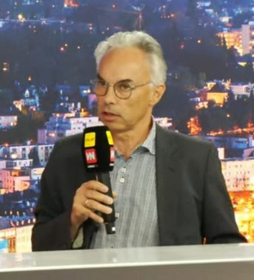 Christof Drexel ist Vorstand des Vereins KlimaVOR.