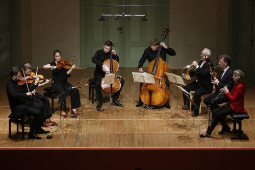 Das Armida-Quartett im Markus Sittikus Saal.schubertiade