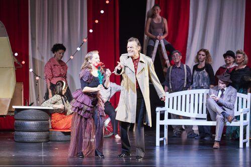 "Das Musiktheater Vorarlberg präsentiert das beliebte Musical ""My Fair Lady"". Manuel Paul/mtvo"