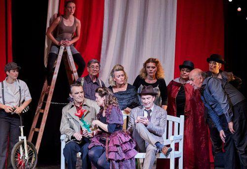 """Das Musiktheater Vorarlberg spielt heuer """"My Fair Lady"""" und bietet Schulen auch wieder Musikvermittlung an. theater/manuel"""