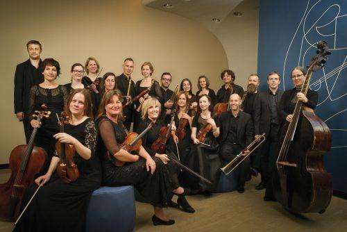 Das Vorarlberger Barockorchester Concerto Stella Matutina. Marcello girardelli