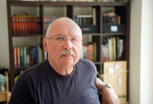 Der Bregenzer Wissenschaftsautor Rudolf Öller wagte sich ins Krimigenre.