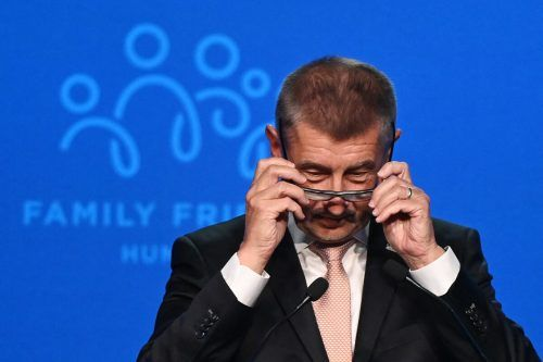 Der Premier wies die Anschuldigungen zurück. AFP