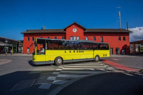 Die Angriffe geschahen im Bahnhofsquartier in Dornbirn. VN/STeurer