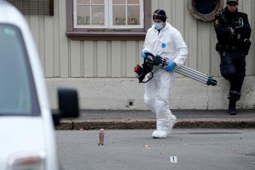 Die Ermittlungen liefen auch am Donnerstag auf Hochtouren. AFP