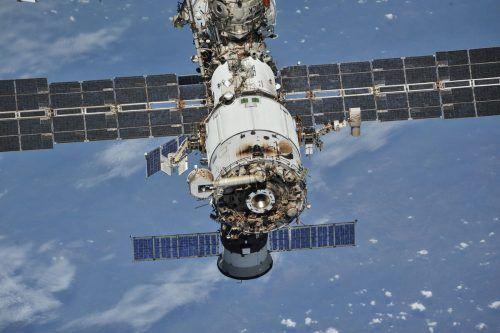 Die Experimente im Inneren der ISS sollen u.a. auch Rückschlüsse auf die menschliche Alterung liefern. reuters