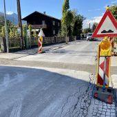 Klarenbrunnstraße wird saniert