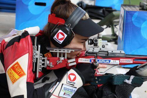 Die Hohenemserin Sheileen Waibel sicherte sich mit WM-Bronze im Kleinkaliber-Liegendbewerb ihre erste Medaille bei einem ISSF-Championat.ÖSB
