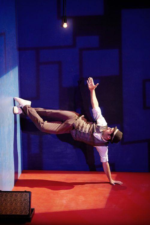 """Die Show """"LEO"""" wird für Staunen und Begeisterung sorgen. ANDY PHILLIPSON"""