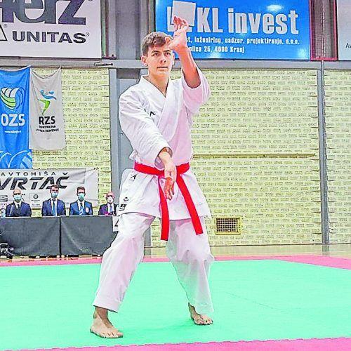 Felix Wagner belegte in Slowenien die Ränge eins und drei.Verband