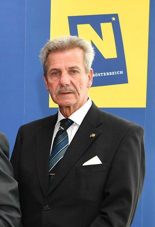 Fiedler fordert strengereAnti-Korruptionsgesetze.NLK/Filzwieser
