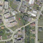 Grundstück in Wolfurt um 1,28 Millionen Euro verkauft