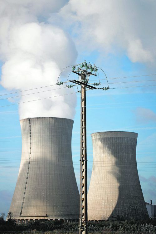 Frankreich will wieder verstärkt in Atomkraftwerke investieren.Reuters