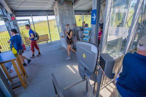 Für die Tourismusverantwortlichen ist jede touristische Infrastruktur auch eine Attraktivitätssteigerung für die einheimische Bevölkerung.vn/Steurer