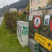 In Bregenz startet der Pipeline- Ausbau