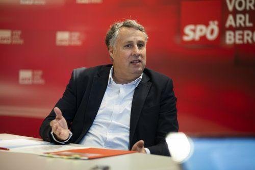 Klubobmann Thomas Hopfner (56) hat drei Konkurrenten. SPÖ