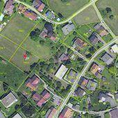 Grundstück in Höchst um 1,01 Millionen Euro verkauft