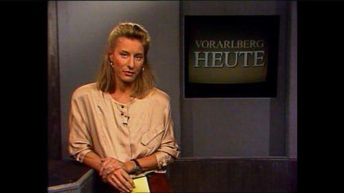 Lang, lang ist's her: Raphaela Stefandl wird den Fernsehzuschauern sicher noch lange in guter Erinnerung bleiben.
