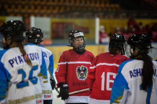 Leonie Kutzer gab ihr Debüt im österreichischen Nationalteam.sams