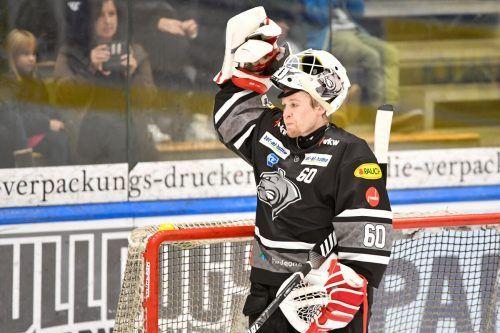 Lukas Herzog verhalf den Bulldogs zum ersten Saisonsieg ohne Gegentor.gepa