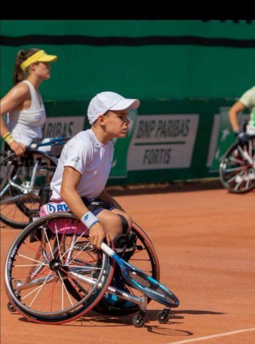 """Maximilian """"Maxi"""" Taucher holte sich bei den vier WTTA-Turnieren 2021 vier erste und drei zweite Plätze sowie einen dritten Rang. Privat"""