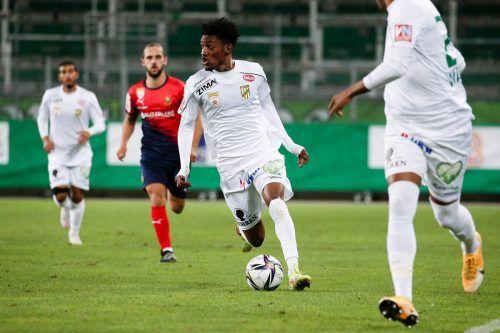 Muhammed Cham steht im Kader des ÖFB-U21-Teams in Estland.gepa