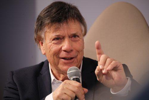 Nach seinem diesjährigen Rücktritt als Präsident des ÖSV bleibt Peter Schröcksnadel dem Skisport treu und ist als Unternehmer und Vizepräsident der FIS tätig. Gepa