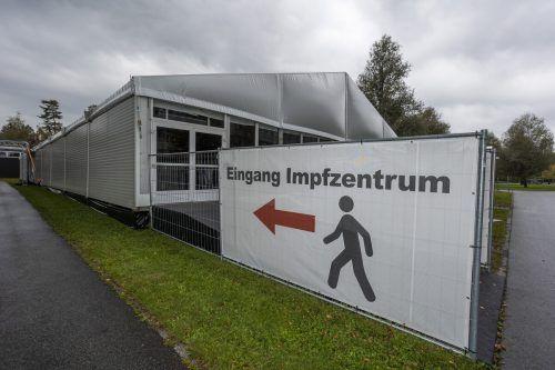 Auch in Bregenz sind Impfungen ohne Anmeldung möglich.vn/paulitsch