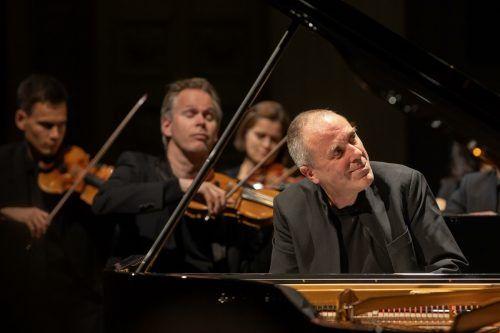 Pianist Alexander Lonquich ist mit dem Münchener Kammerorchester in Dornbirn zu Gast. F./Ganslmeier