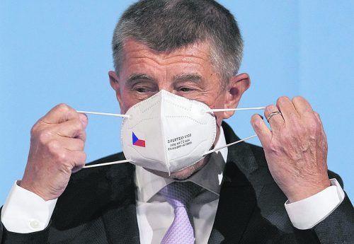 "Premier Andrej Babis gilt trotz Gegenwind wegen der ""Pandora Papers"" als Favorit.AP"