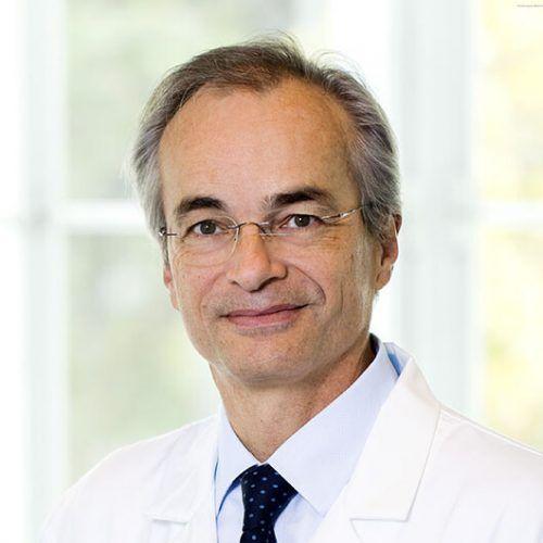 Ruft zur Herz-Vorsorge auf: Prof. Christian Hengstenberg.