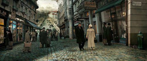 Ruzowitzky gelingt ein optisches Spektakel in der Tradition des deutschen Expressionismus, das düstere Porträt einer Umbruchszeit.2021 SquareOne Entertainment