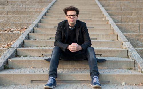 "Schauspieler Christian Friedel hat erstmals für den ""Tatort"" gedreht. dpa"