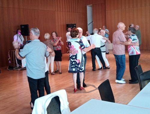 September-Tanz des PVÖ in Höchst.PVÖ Rheindelta