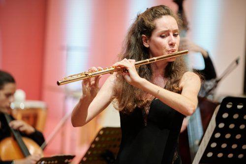 Solistin Héléna Macherel aus der Klasse Nolwenn Bargin.